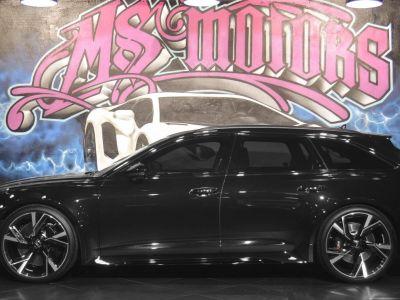Audi RS6 IV 4.0 TFSI 600 QUATTRO TIPTRONIC 8 - <small></small> 159.900 € <small>TTC</small>