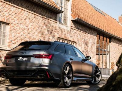 Audi RS6 LASER - LIGHT UTILITY - BELGIAN - 1 OWNER - <small></small> 144.950 € <small>TTC</small> - #2