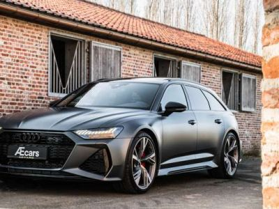 Audi RS6 LASER - LIGHT UTILITY - BELGIAN - 1 OWNER - <small></small> 144.950 € <small>TTC</small> - #3