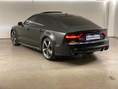 Audi RS7 4.0 V8 TFSI 560ch quattro Tiptronic - <small></small> 49.900 € <small>TTC</small>