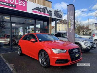 Audi S3 2.0 TFSi Quattro S-Tronic - <small></small> 32.900 € <small>TTC</small> - #1