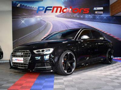 Audi S3 Berline Facelift 2.0 TFSI 310 S-Tronic Quattro GPS Keyless Semi Cuir régulateur JA 19 - <small></small> 33.990 € <small>TTC</small> - #1