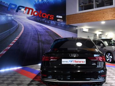 Audi S3 Berline Facelift 2.0 TFSI 310 S-Tronic Quattro GPS Keyless Semi Cuir régulateur JA 19 - <small></small> 33.990 € <small>TTC</small> - #2
