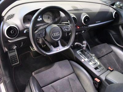 Audi S3 Berline Facelift 2.0 TFSI 310 S-Tronic Quattro GPS Keyless Semi Cuir régulateur JA 19 - <small></small> 33.990 € <small>TTC</small> - #4