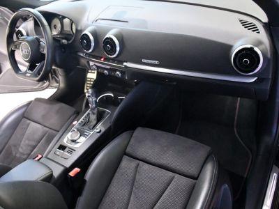 Audi S3 Berline Facelift 2.0 TFSI 310 S-Tronic Quattro GPS Keyless Semi Cuir régulateur JA 19 - <small></small> 33.990 € <small>TTC</small> - #6