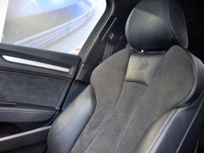Audi S3 Berline Facelift 2.0 TFSI 310 S-Tronic Quattro GPS Keyless Semi Cuir régulateur JA 19 - <small></small> 33.990 € <small>TTC</small> - #7