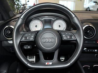Audi S3 Berline Facelift 2.0 TFSI 310 S-Tronic Quattro GPS Keyless Semi Cuir régulateur JA 19 - <small></small> 33.990 € <small>TTC</small> - #9
