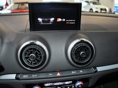 Audi S3 Berline Facelift 2.0 TFSI 310 S-Tronic Quattro GPS Keyless Semi Cuir régulateur JA 19 - <small></small> 33.990 € <small>TTC</small> - #10