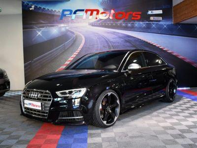 Audi S3 Berline Facelift 2.0 TFSI 310 S-Tronic Quattro GPS Keyless Semi Cuir régulateur JA 19 - <small></small> 33.990 € <small>TTC</small> - #14