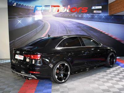 Audi S3 Berline Facelift 2.0 TFSI 310 S-Tronic Quattro GPS Keyless Semi Cuir régulateur JA 19 - <small></small> 33.990 € <small>TTC</small> - #17