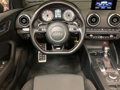 Audi S3 CABRIOLET 2.0 TFSI 300 Quattro S-Tronic 6 - <small></small> 32.990 € <small>TTC</small>