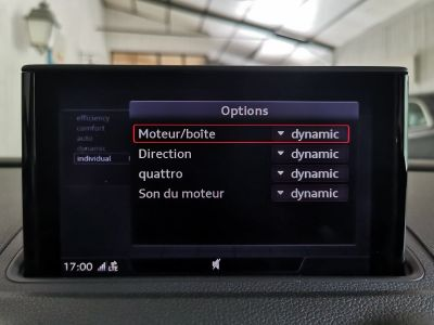 Audi S3 SPORTBACK 3.0 TFSI 310 CV QUATTRO BVA - <small></small> 41.950 € <small>TTC</small> - #15