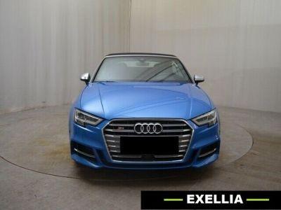 Audi S3 TFSI CABRIO S tronic  - <small></small> 57.890 € <small>TTC</small>