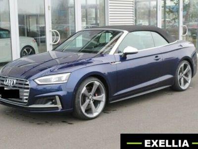 Audi S5 CABRIOLET 3.0 TFSI QUATTRO - <small></small> 68.990 € <small>TTC</small>