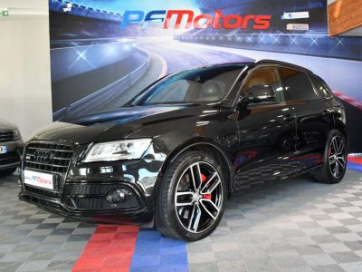 Audi SQ5 3.0 Plus 3.0 V6 Bi TDI 340 Quattro GPS ACC Cuir Hayon Braking Guard Drive Sport and Sound JA 21 - <small></small> 36.990 € <small>TTC</small> - #1