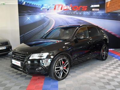 Audi SQ5 3.0 Plus 3.0 V6 Bi TDI 340 Quattro GPS ACC Cuir Hayon Braking Guard Drive Sport and Sound JA 21 - <small></small> 36.990 € <small>TTC</small> - #2