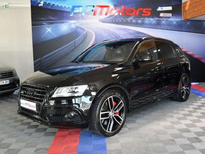 Audi SQ5 3.0 Plus 3.0 V6 Bi TDI 340 Quattro GPS ACC Cuir Hayon Braking Guard Drive Sport and Sound JA 21 - <small></small> 36.990 € <small>TTC</small> - #3