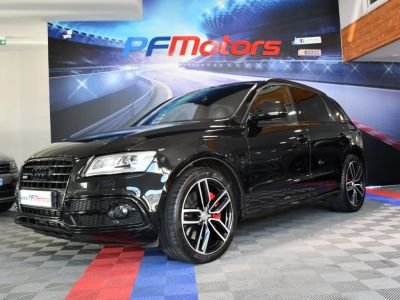 Audi SQ5 3.0 Plus 3.0 V6 Bi TDI 340 Quattro GPS ACC Cuir Hayon Braking Guard Drive Sport and Sound JA 21 - <small></small> 36.990 € <small>TTC</small> - #5