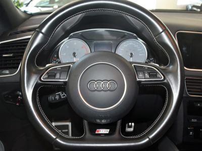 Audi SQ5 3.0 Plus 3.0 V6 Bi TDI 340 Quattro GPS ACC Cuir Hayon Braking Guard Drive Sport and Sound JA 21 - <small></small> 36.990 € <small>TTC</small> - #13