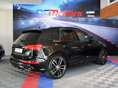 Audi SQ5 3.0 Plus 3.0 V6 Bi TDI 340 Quattro GPS ACC Cuir Hayon Braking Guard Drive Sport and Sound JA 21 - <small></small> 36.990 € <small>TTC</small> - #17