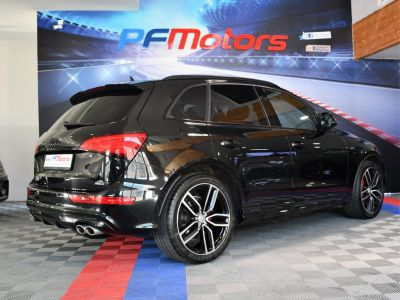 Audi SQ5 3.0 Plus 3.0 V6 Bi TDI 340 Quattro GPS ACC Cuir Hayon Braking Guard Drive Sport and Sound JA 21 - <small></small> 36.990 € <small>TTC</small> - #18