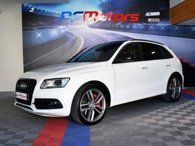 Audi SQ5 Plus 3.0 V6 BI TDI 340 Quattro GPS ACC Bang Olufsen Caméra Cuir Nappa Hayon Braking JA 21 - <small></small> 37.490 € <small>TTC</small> - #1