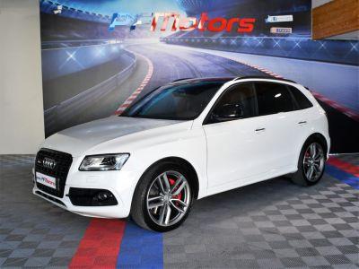 Audi SQ5 Plus 3.0 V6 BI TDI 340 Quattro GPS ACC Bang Olufsen Caméra Cuir Nappa Hayon Braking JA 21 - <small></small> 37.490 € <small>TTC</small> - #2