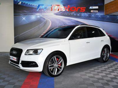 Audi SQ5 Plus 3.0 V6 BI TDI 340 Quattro GPS ACC Bang Olufsen Caméra Cuir Nappa Hayon Braking JA 21 - <small></small> 37.490 € <small>TTC</small> - #3