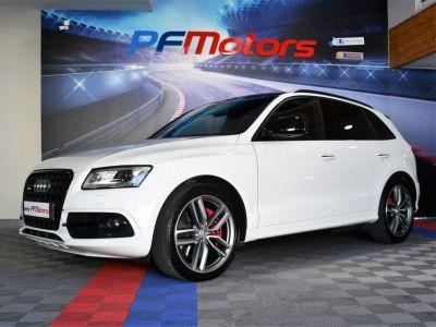 Audi SQ5 Plus 3.0 V6 BI TDI 340 Quattro GPS ACC Bang Olufsen Caméra Cuir Nappa Hayon Braking JA 21 - <small></small> 37.490 € <small>TTC</small> - #5