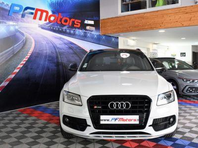 Audi SQ5 Plus 3.0 V6 BI TDI 340 Quattro GPS ACC Bang Olufsen Caméra Cuir Nappa Hayon Braking JA 21 - <small></small> 37.490 € <small>TTC</small> - #6