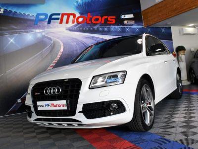 Audi SQ5 Plus 3.0 V6 BI TDI 340 Quattro GPS ACC Bang Olufsen Caméra Cuir Nappa Hayon Braking JA 21 - <small></small> 37.490 € <small>TTC</small> - #7