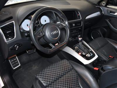 Audi SQ5 Plus 3.0 V6 BI TDI 340 Quattro GPS ACC Bang Olufsen Caméra Cuir Nappa Hayon Braking JA 21 - <small></small> 37.490 € <small>TTC</small> - #9