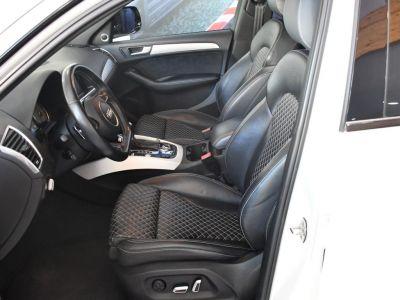 Audi SQ5 Plus 3.0 V6 BI TDI 340 Quattro GPS ACC Bang Olufsen Caméra Cuir Nappa Hayon Braking JA 21 - <small></small> 37.490 € <small>TTC</small> - #10