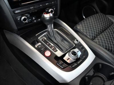 Audi SQ5 Plus 3.0 V6 BI TDI 340 Quattro GPS ACC Bang Olufsen Caméra Cuir Nappa Hayon Braking JA 21 - <small></small> 37.490 € <small>TTC</small> - #12