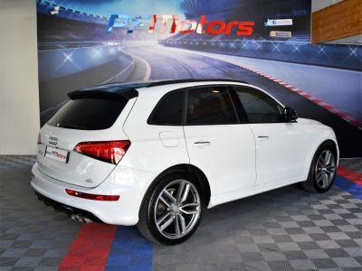 Audi SQ5 Plus 3.0 V6 BI TDI 340 Quattro GPS ACC Bang Olufsen Caméra Cuir Nappa Hayon Braking JA 21 - <small></small> 37.490 € <small>TTC</small> - #16