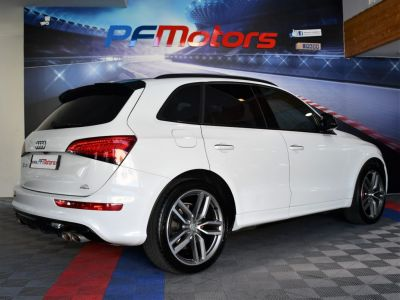 Audi SQ5 Plus 3.0 V6 BI TDI 340 Quattro GPS ACC Bang Olufsen Caméra Cuir Nappa Hayon Braking JA 21 - <small></small> 37.490 € <small>TTC</small> - #18