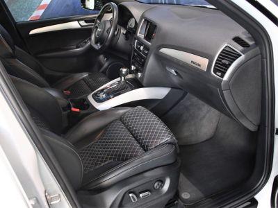 Audi SQ5 Plus 3.0 V6 BI TDI 340 Quattro GPS ACC Bang Olufsen Caméra Cuir Nappa Hayon Braking JA 21 - <small></small> 37.490 € <small>TTC</small> - #20