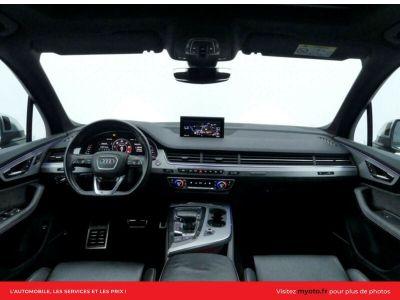 Audi SQ7 4.0 V8 TDI 435CH CLEAN DIESEL QUATTRO TIPTRONIC 7 PLACES - <small></small> 64.900 € <small>TTC</small>