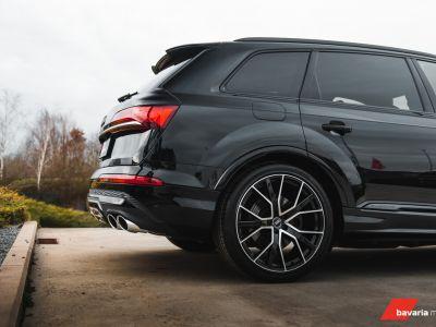 Audi SQ7 4.0 V8 TFSI 507HP - 7 SEATS - B&O - HEAD-UP - <small></small> 114.900 € <small>TTC</small> - #7