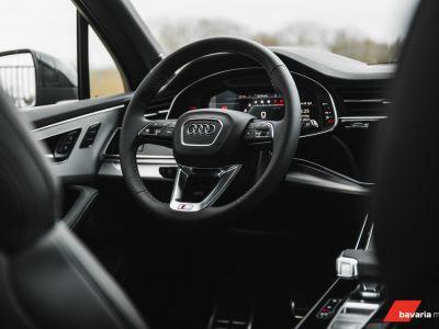 Audi SQ7 4.0 V8 TFSI 507HP - 7 SEATS - B&O - HEAD-UP - <small></small> 114.900 € <small>TTC</small> - #30