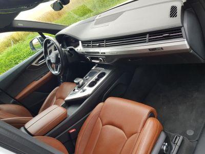Audi SQ7 V8 4.0 TDI Clean Diesel 435 Tiptronic 8 Quattro 5pl - <small></small> 59.900 € <small>TTC</small> - #4
