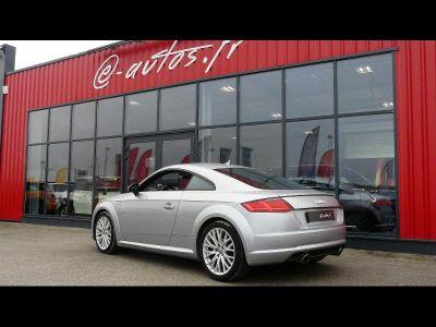 Audi TT 2.0 TDI 184ch ultra S line 10cv - <small></small> 30.990 € <small>TTC</small>