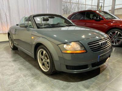 Audi TT (8N) 1.8 T 180cv CABRIOLET 3P BVM - <small></small> 9.950 € <small>TTC</small> - #4