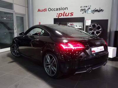 Audi TT COUPE Coupé 2.0 TDI 184 S line - <small></small> 34.990 € <small>TTC</small>