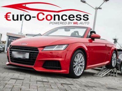Audi TT Roadster 2.0 TFSI S-LINE - <small></small> 30.390 € <small>TTC</small> - #1