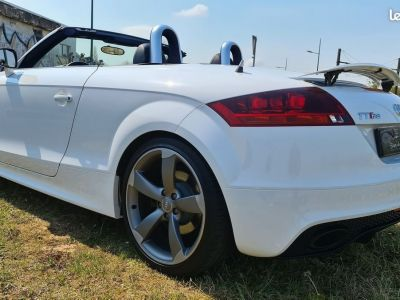 Audi TT Roadster rs plus 360 s-tronic - <small></small> 29.900 € <small>TTC</small> - #3