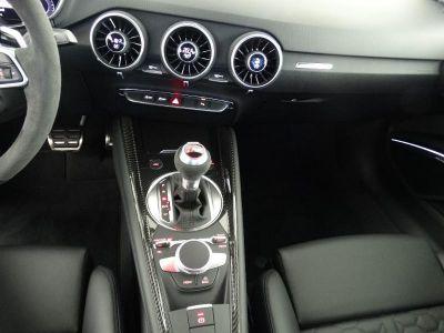 Audi TT RS 2.5 TFSI 400ch quattro S tronic 7 - <small></small> 81.000 € <small>TTC</small>
