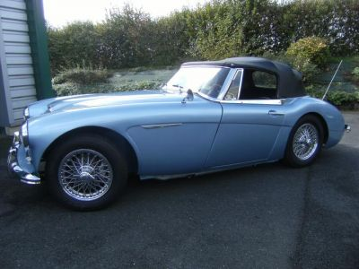 Austin Healey 3000 BJ7 - <small></small> 59.000 € <small>TTC</small> - #2