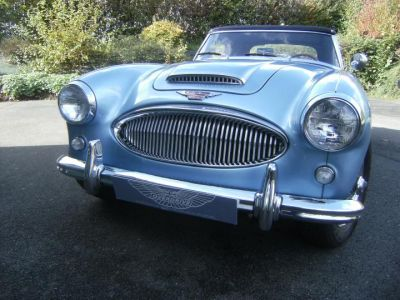 Austin Healey 3000 BJ7 - <small></small> 59.000 € <small>TTC</small> - #3