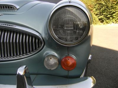 Austin Healey 3000 MK3 PHASE 2 BJ8 - <small></small> 59.900 € <small>TTC</small> - #7